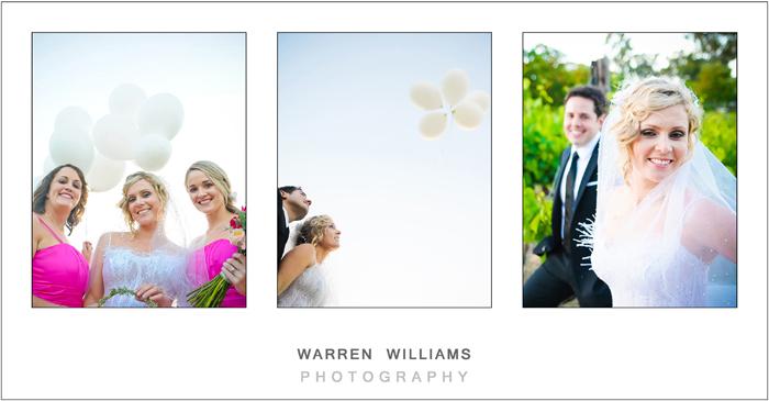bridal balloons