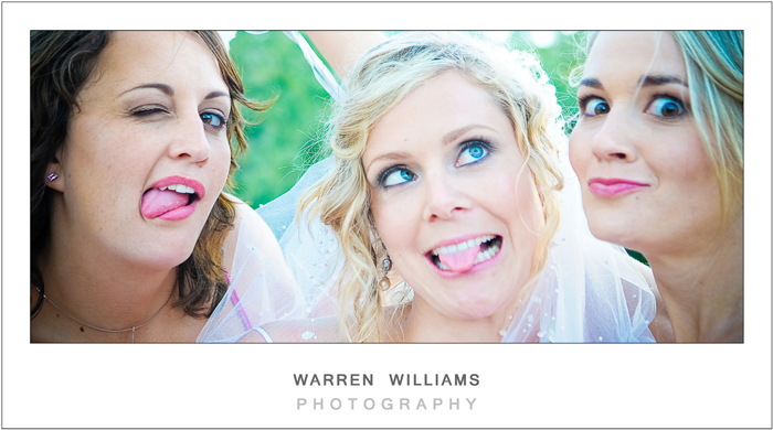bridal girls