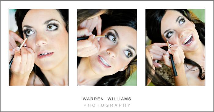 Bridal mascara
