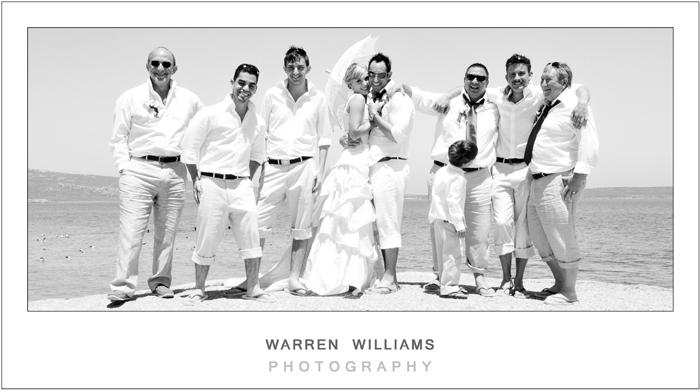 Wedding men