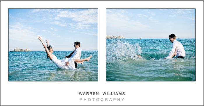 Warren Williams Photography - Trash the Dress 14