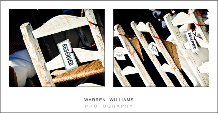 wedding stationery - Warren Williams Photography