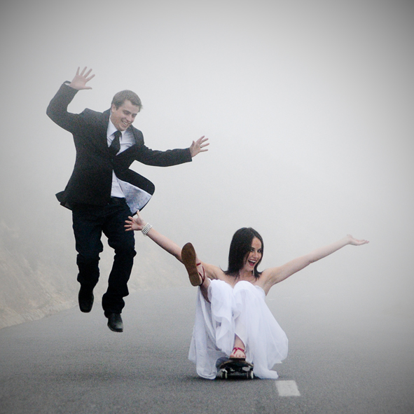 Ross & Tiffany, Trash the Dress