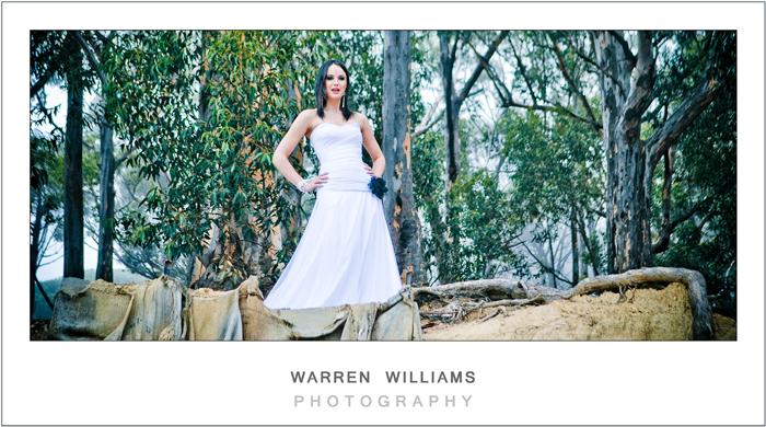 Trash the Dress - Warren Williams Photography 5