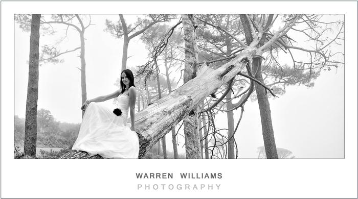 Trash the Dress - Warren Williams Photography 12
