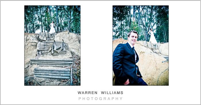 Trash the Dress - Warren Williams Photography 3