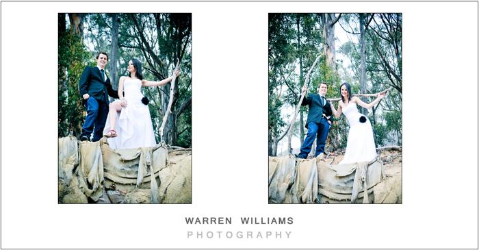Trash the Dress - Warren Williams Photography 2
