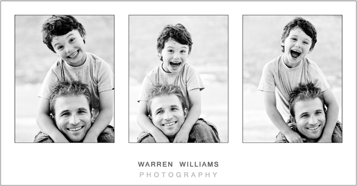 Cape Town family portraits - Warren Williams Photography