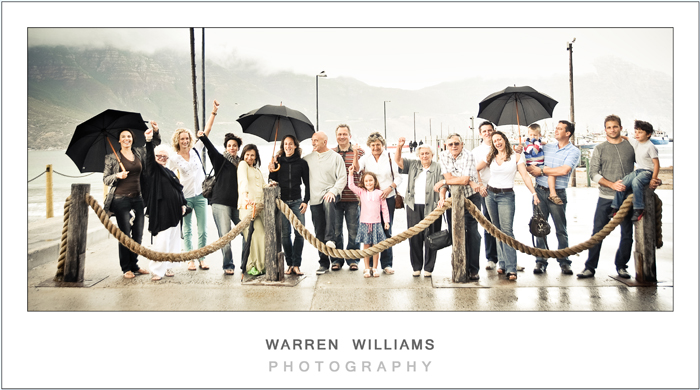 Cape Town family portraits - Warren Williams Photography 1