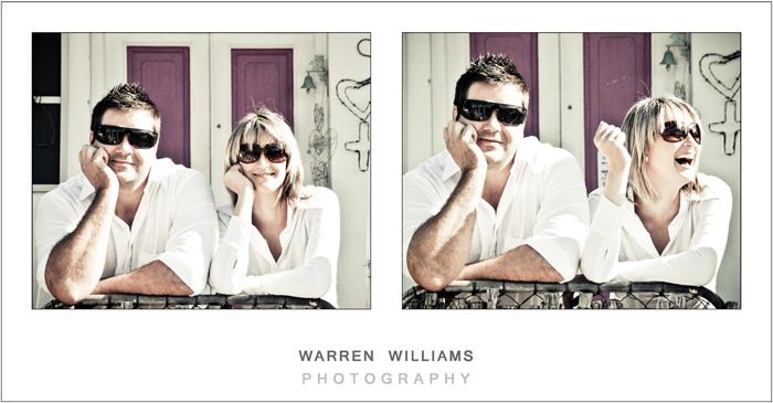 Warren Williams Photography, Izandi and Du Toit 1