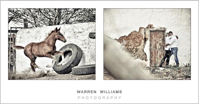 Izandi and Du Toit engagement shoot, Warren Williams Photography 21