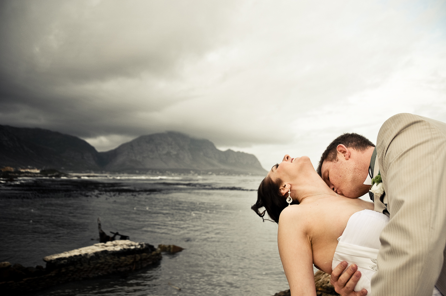 James and Liesl, Betty's Bay