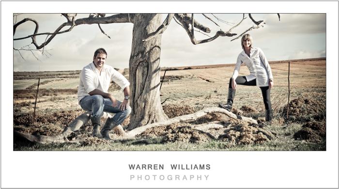 Izandi and Du Toit engagement shoot, Warren Williams Photography 12