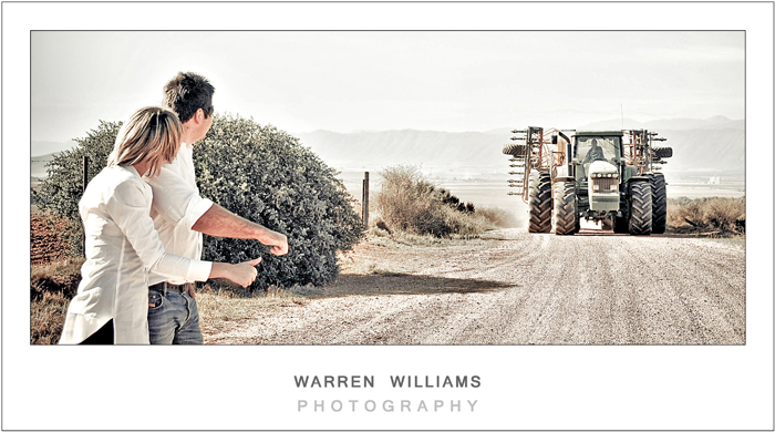 Izandi and Du Toit engagement shoot, Warren Williams Photography 1