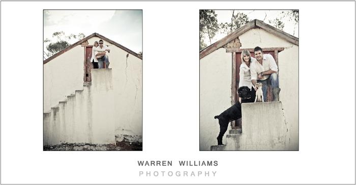Izandi and Du Toit engagement shoot, Warren Williams Photography 22