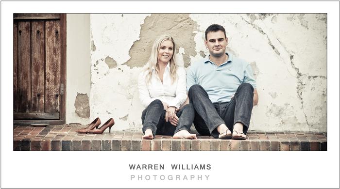 Christiaan & Candice engagement shoot 4, Warren Williams Photography