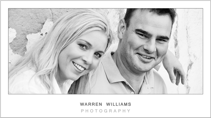 Christiaan & Candice engagement shoot 1, Warren Williams Photography