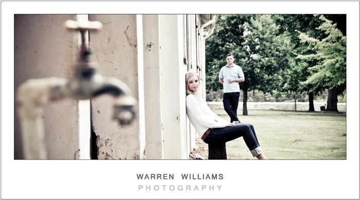 Christiaan & Candice engagement shoot 9, Warren Williams Photography