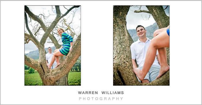 Christiaan & Candice engagement shoot 17, Warren Williams Photography
