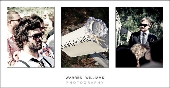 Francois VanCoke wedding