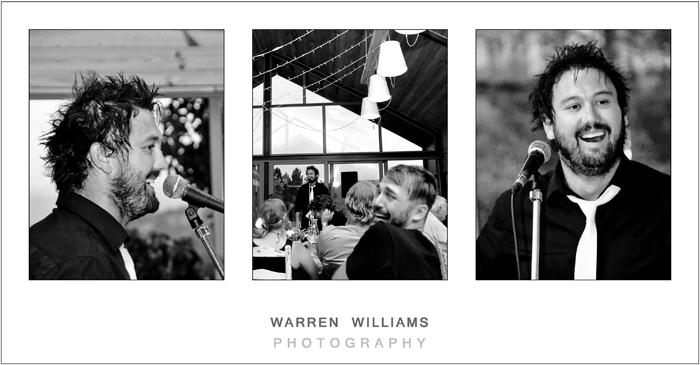 Warren Williams Photography celebrity wedding