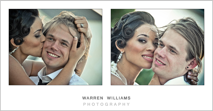 Huisgenoot celebrity wedding