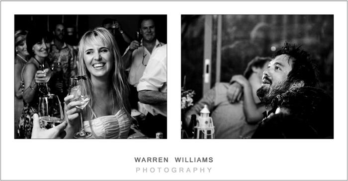 Celebrity wedding speeches