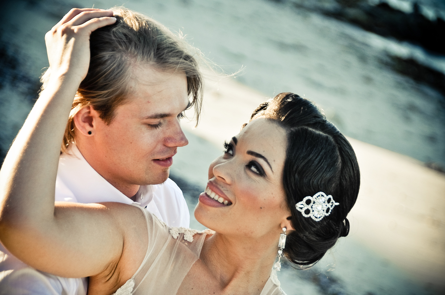 Celebrity Wedding: Kuba and Hildegardt, Shelley Point Hotel