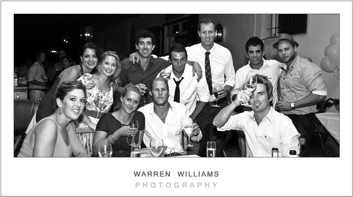 Donier weddings, Warren Williams Photography 35