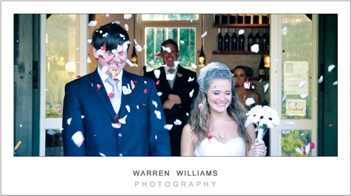 Wedding konfetti