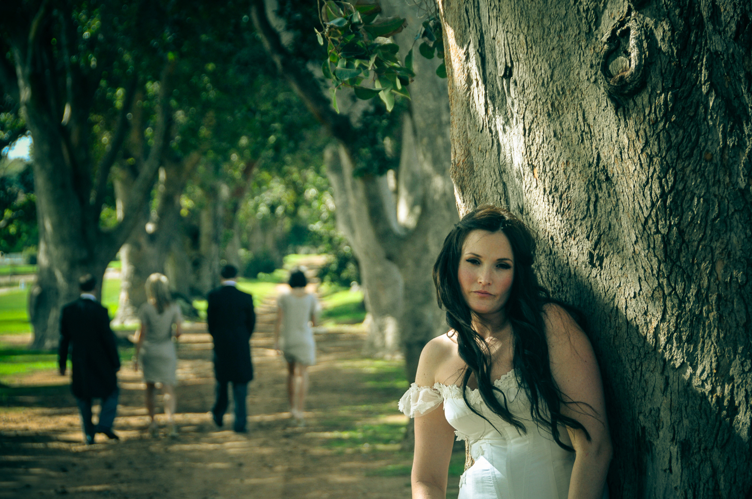 Christian and Kate, La Colombe, Constantia Uitsig