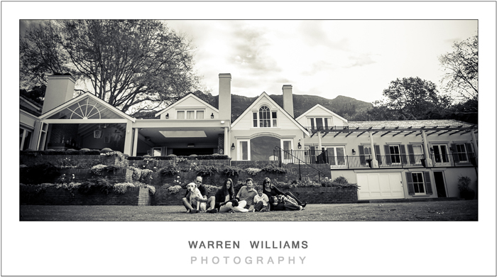 Family photos at home, Warren Williams Photography