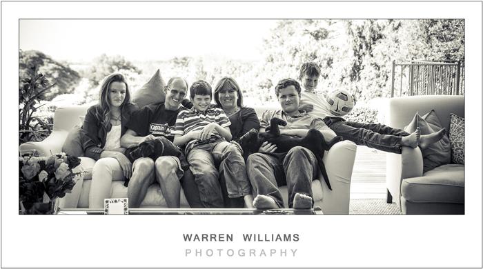 The Nixon family