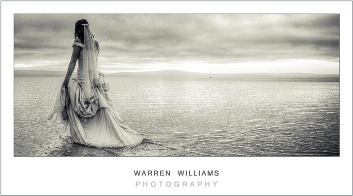 Trash the Dress, Warren Williams Photography