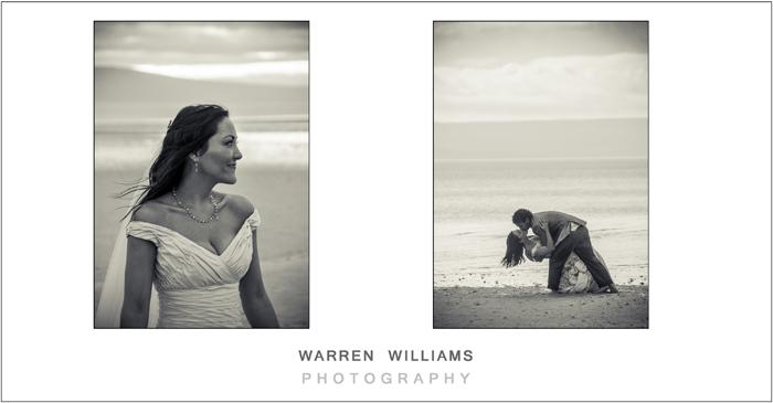 Warren Williams Photography, Trash the Dress