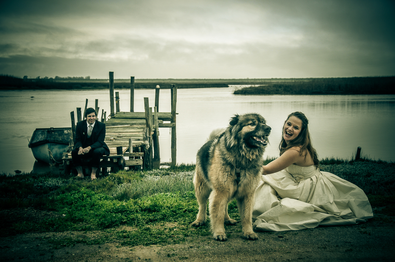 Karl & Tamlyn: Trash the Dress