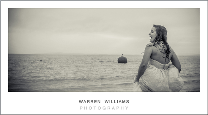 Warren Williams wedding photographer
