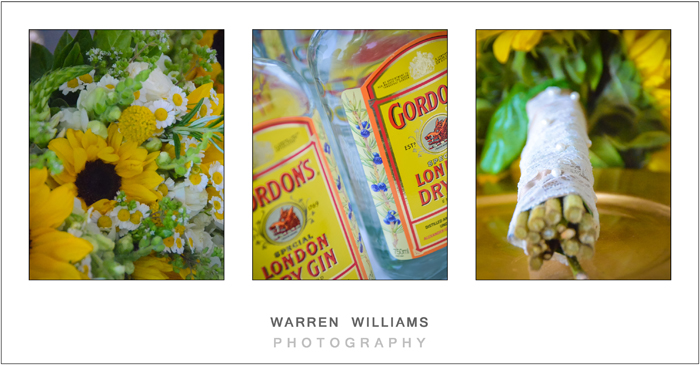 Gordon's Dry Gin wedding