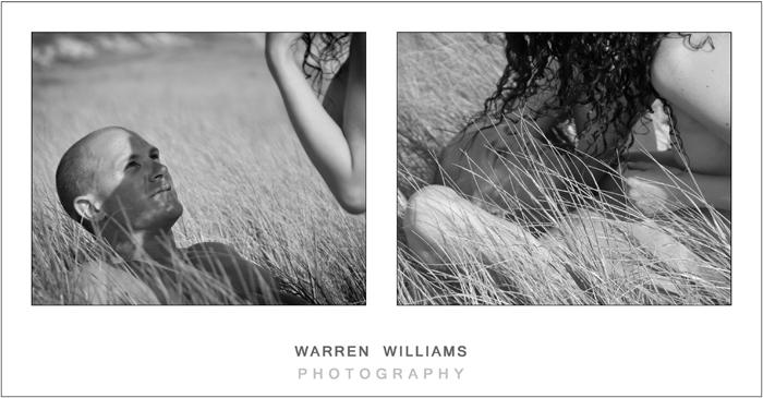Warren Williams Photography sexy beach shoot
