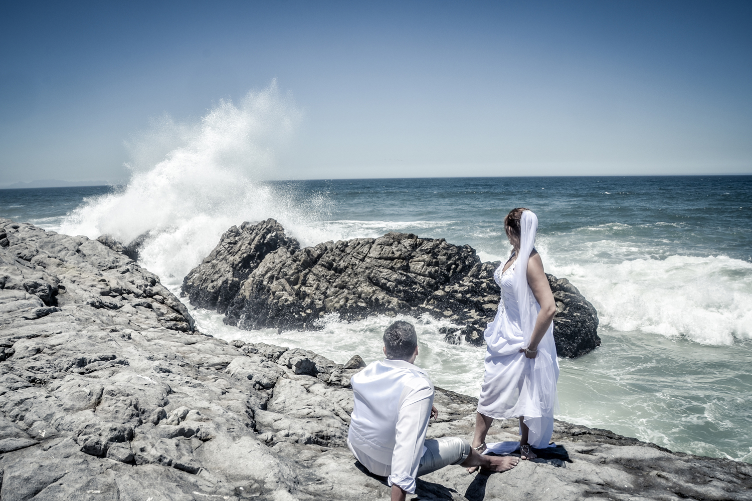 Danielle and Keenan, The White House, Yzerfontein