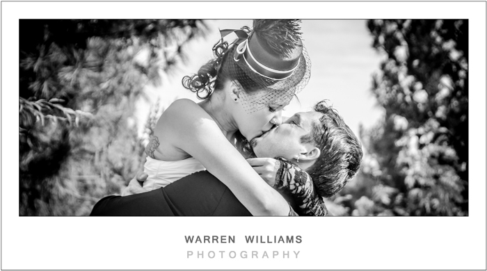Warren Williams Photography, Old Mac Daddy funky and vibrant wedding