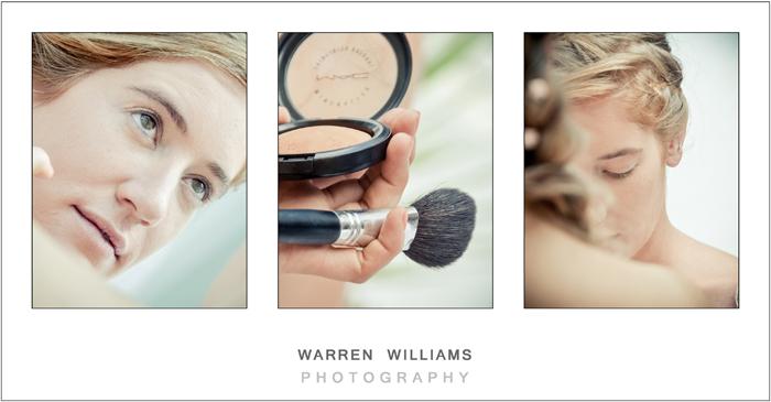 Mac wedding make-up