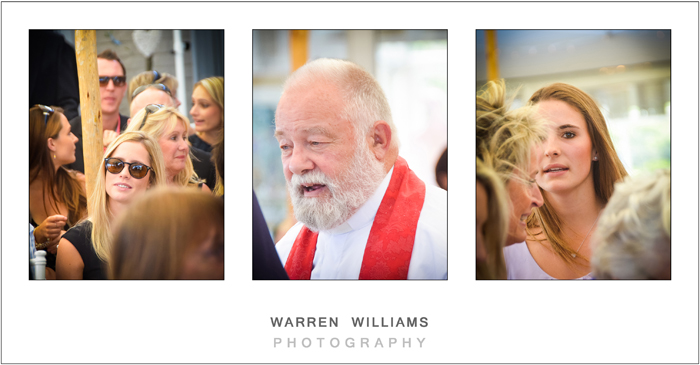 Reverend Herbert Syre, Warren Williams Photography