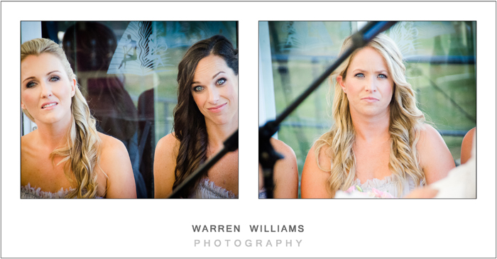 Beautiful bridesmaids, Warren Williams Photography