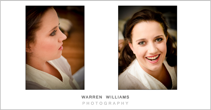 Cathbert Country Inn weddings with Warren Williams Photography