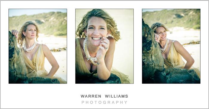 Beach brides, Warren Williams Photography