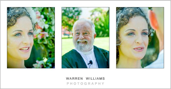 Reverend Herbert Syre, Warren Williams Photography