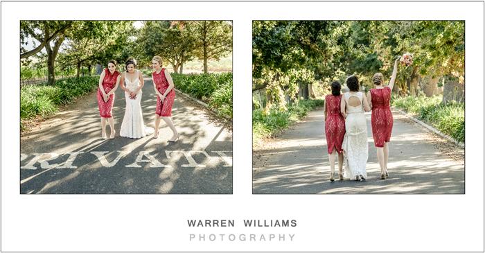 Warren Williams Photography, Buitenverwachting