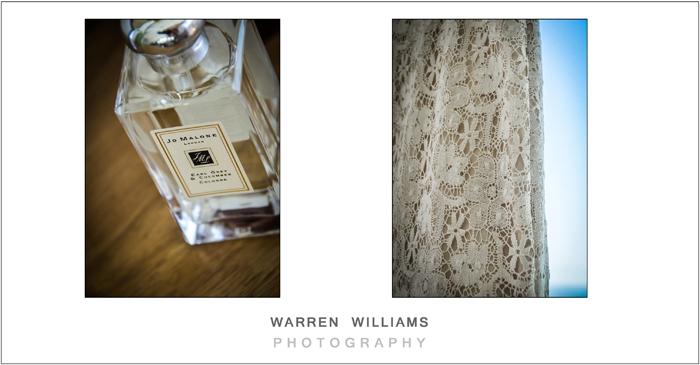 Wedding accessories, Warren Williams Photography