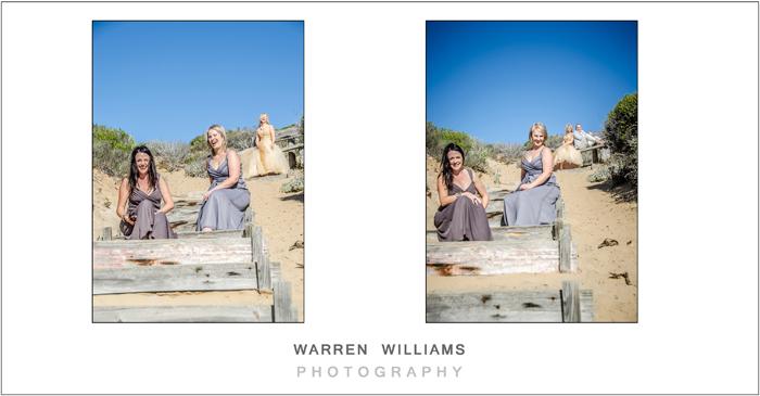 Warren Williams Photography, beach weddings